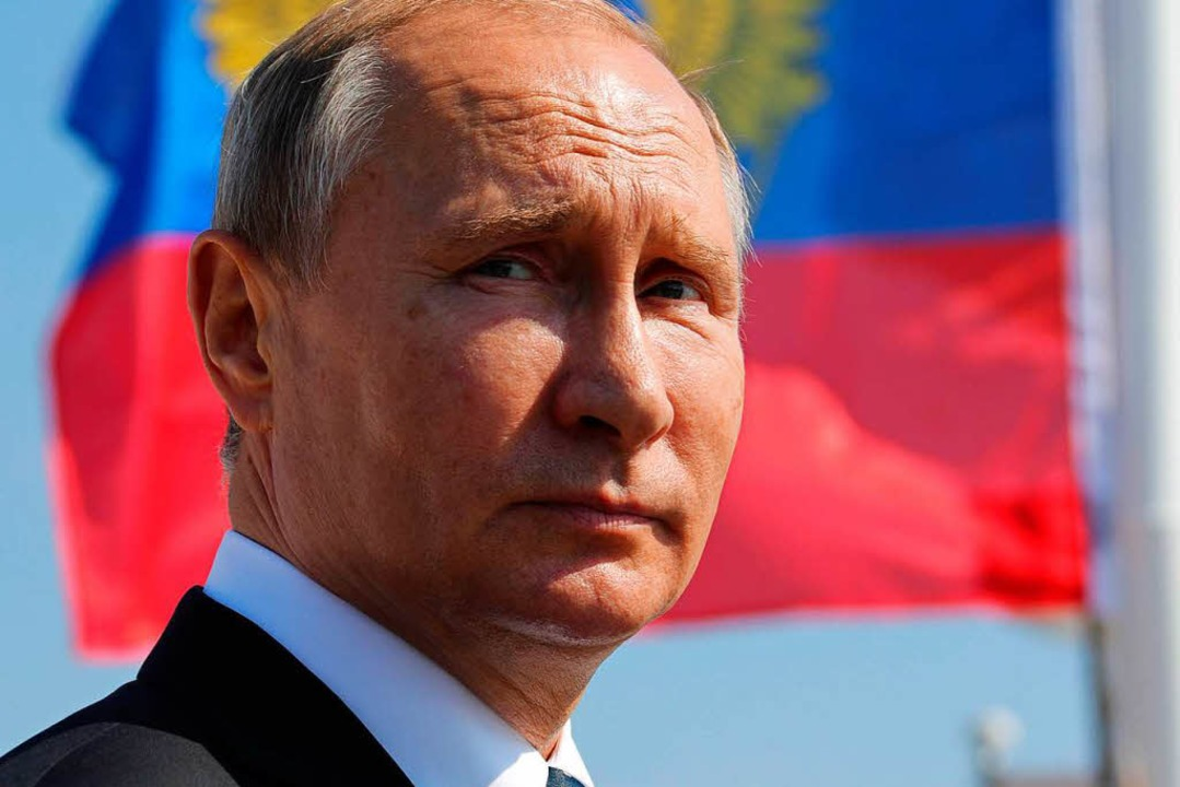 Wladimir Putin   | Foto: AFP