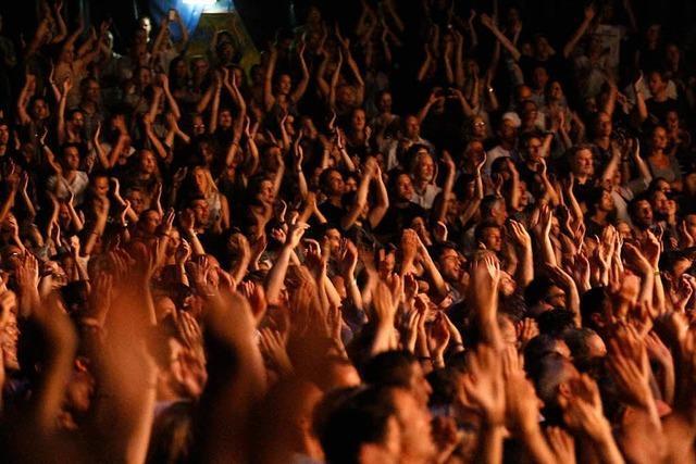 Popfestivals in Südbaden: Das Publikum will sich wiederfinden