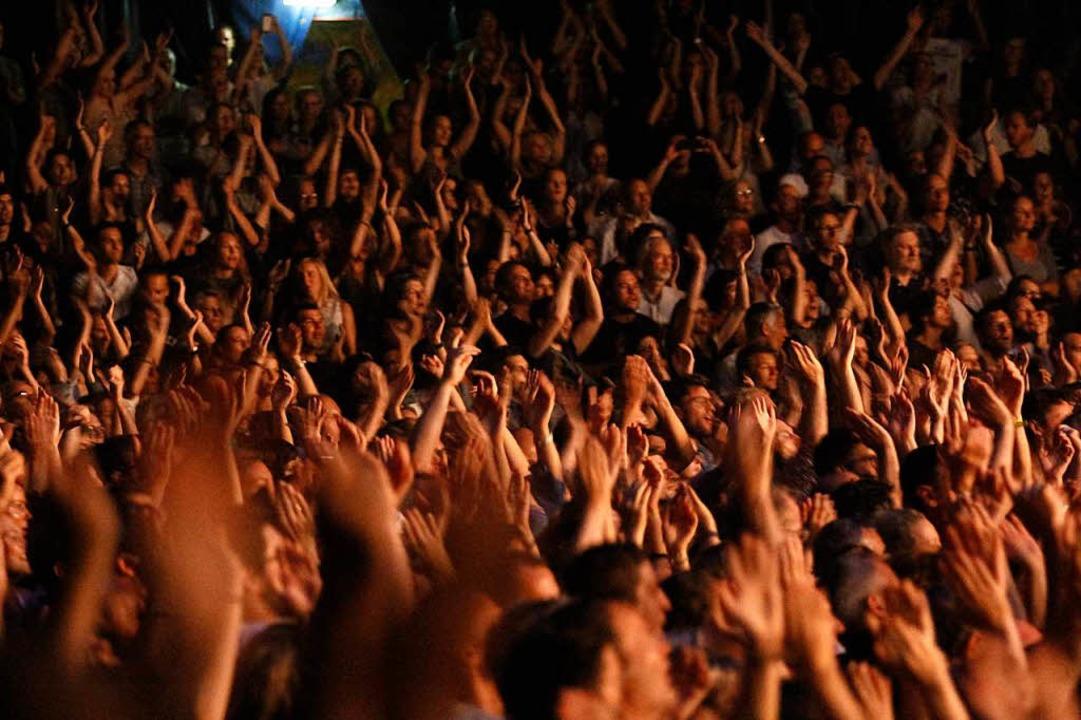 Zentrale Frage für jeden Festivalmache...Wen will das Publikum hören und sehen?  | Foto: Wolfgang Grabherr