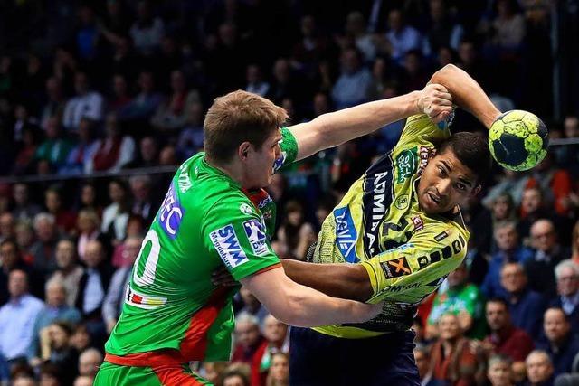 Deutschlands Handball-Vizemeister kommt nach Basel