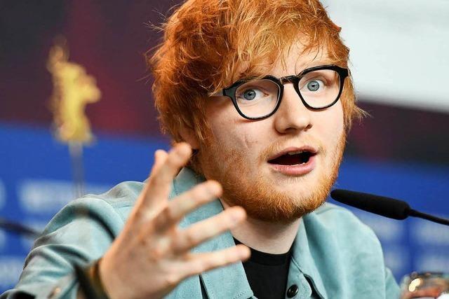 Ed Sheeran besucht die Fondation Beyeler – und (fast) keiner merkt es