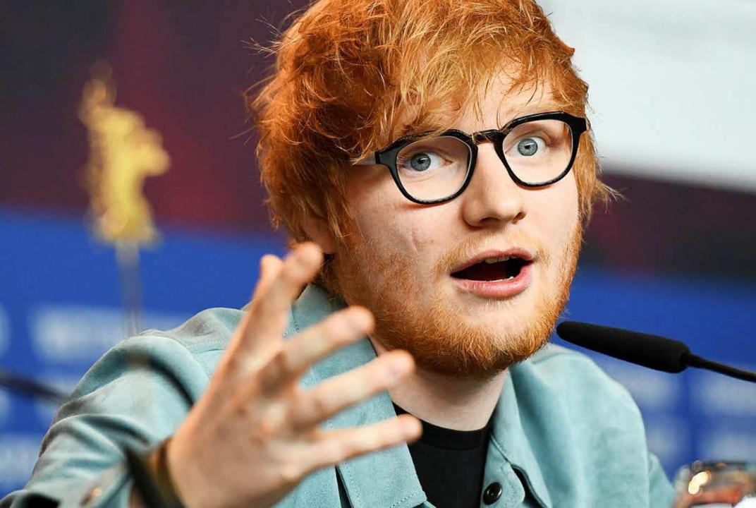 Ed Sheeran.  | Foto: dpa