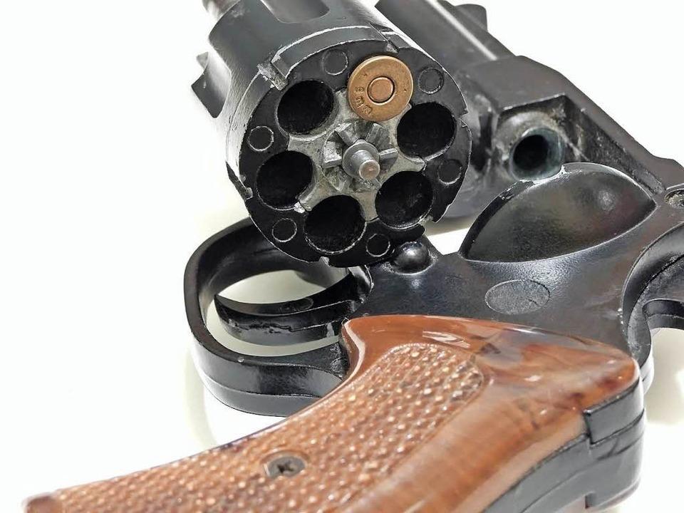 Wohin mit der  geerbten Waffe?  | Foto: stoch.adobe