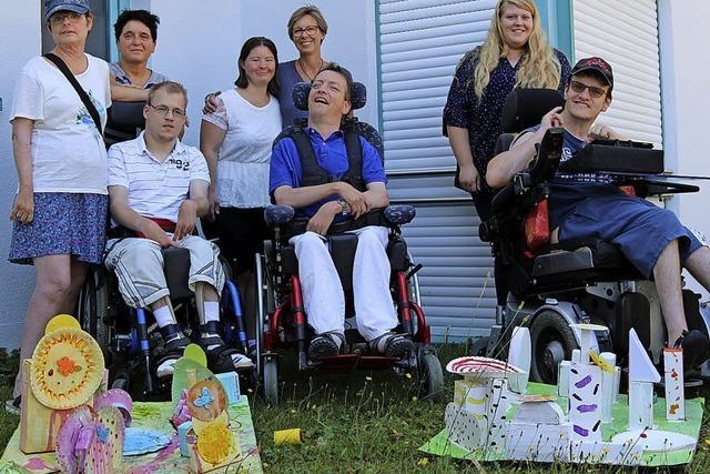 Cooler Sommer für Menschen mit Behinderung