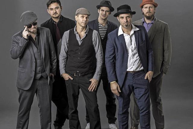 Landesgartenschau Lahr: Offbeats aus Jamaika mit The Nutty Boys