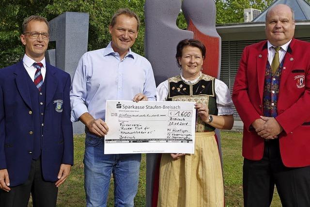1600 Euro für Runden Tisch für Mitmenschlichkeit