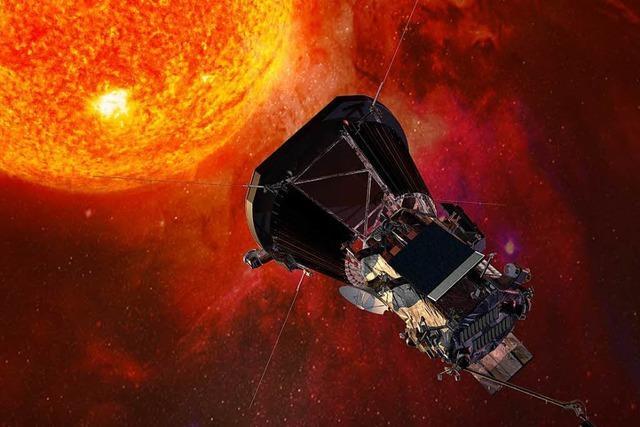 Eine Forschungs-Sonde der Nasa macht sich auf den Weg zur Sonne