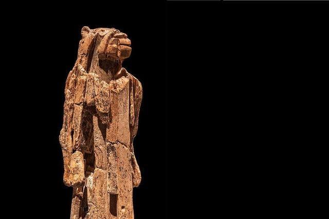 Der Ursprung der Kunst ist in den Eiszeithöhlen der Schwäbischen Alb zu finden