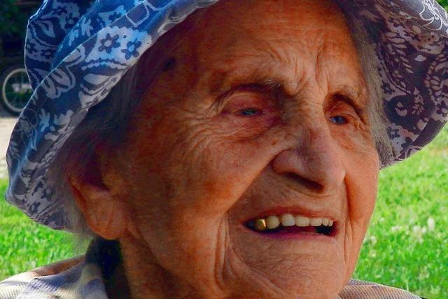 Rottenburgerin ist 112 Jahre alt