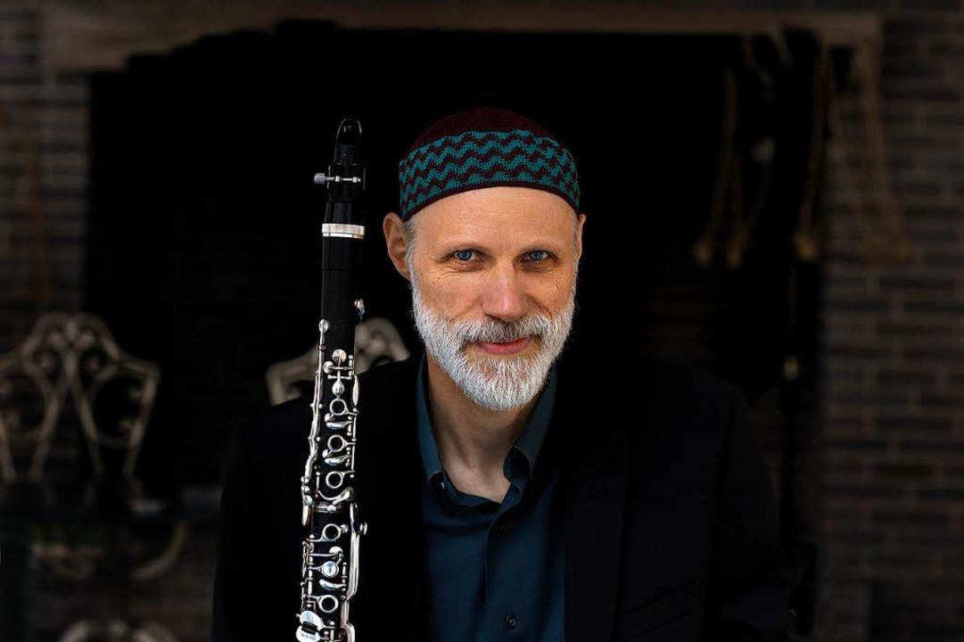 Ursprünglich war das Saxophon seine erste Wahl: Klarinettist Michael Heitzler  | Foto: Claudia Bettinaglio | looksnice.