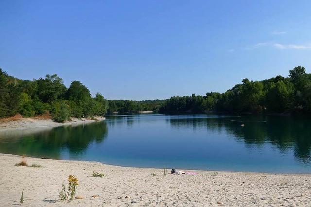 Idyllisch, aber gefährlich: Warum in manchen Seen Badeverbot herrscht