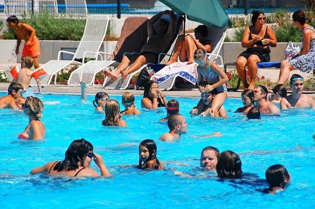 Die Auswirkungen der Sommerhitze auf Weil am Rhein