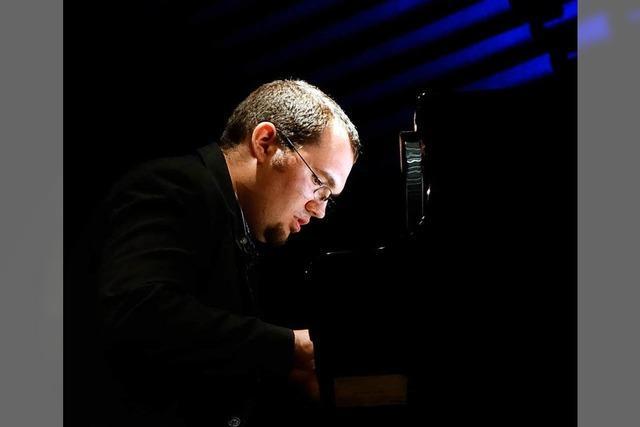 Lajos Toth Trio beim Jazzfestival Freiburg
