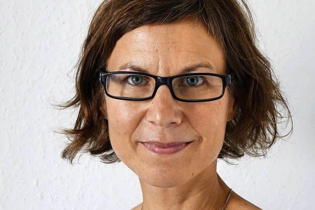 Ina Rometsch schreibt Krimis für Kinder