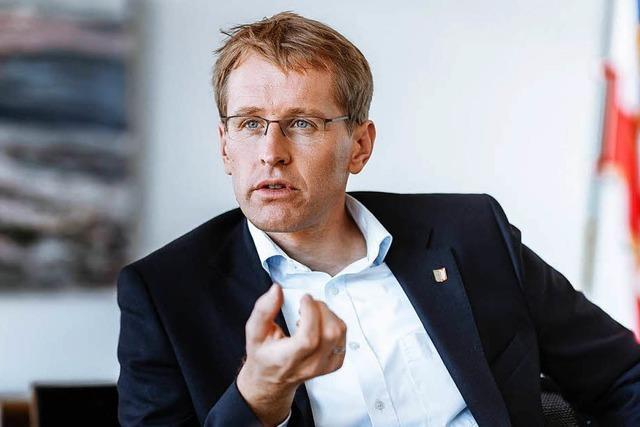 Koalition mit links? CDU-Ministerpräsident Günther rudert zurück