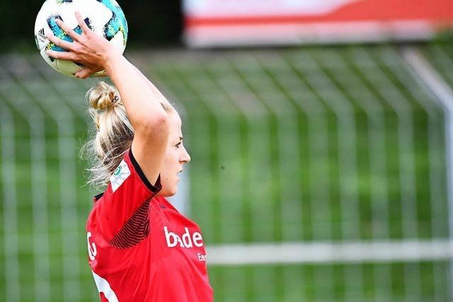 Die Fußballerinnen des SC Freiburg verlieren 0:2 gegen Lyon