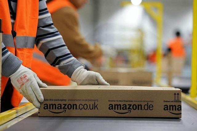 Der Kampf der Paketdienste könnte nicht nur Amazon & Co treffen