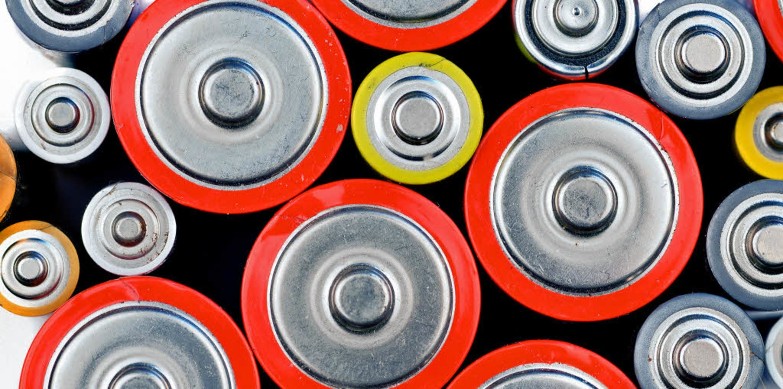 Batterien spielen in Zukunft bei der Stromversorgung eine wichtige Rolle.  | Foto: adobe.com
