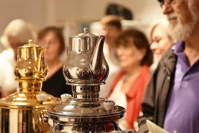 Fotos: BZ-Ferienaktion bei Tee-Gschwendner