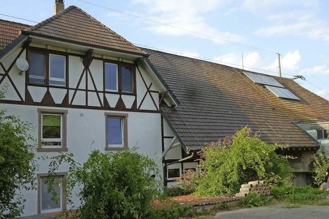 Hoffführung in Schopfheim-Wiechs innerhalb BUND-Erlebnisprogramm