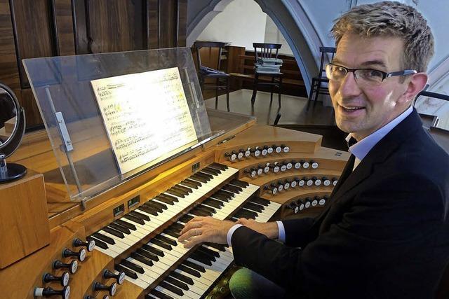 Ein Prunkstück der Orgellandschaft