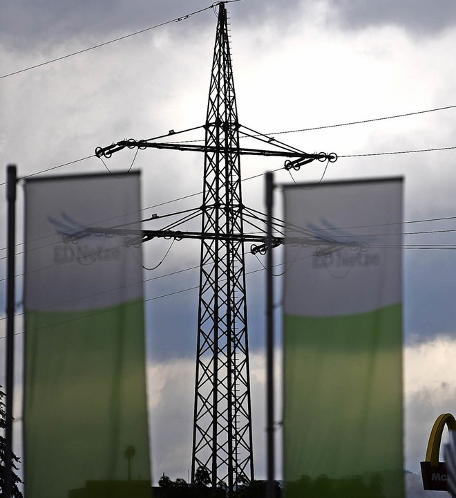 Das Lörracher Stromnetz wird derzeit v...e die Segel nicht kampflos streichen.   | Foto: Jonas Hirt