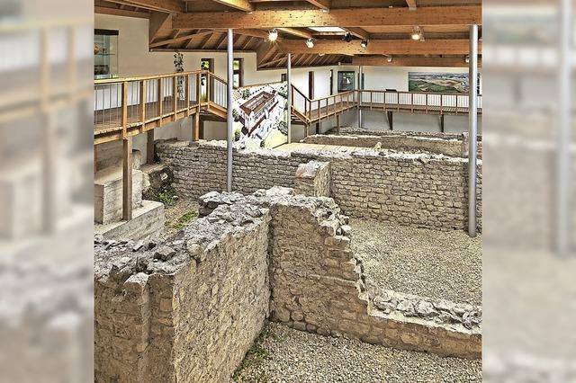 Die Römervilla ist einen Besuch wert
