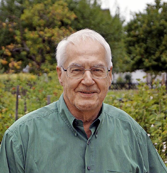Helmut Steinmann     Foto: Silke Hartenstein
