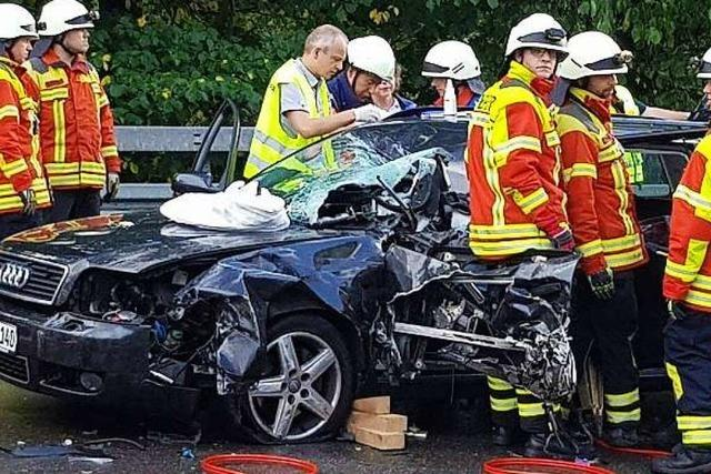Höllentalstrecke nach schwerem Unfall zwischenzeitlich gesperrt