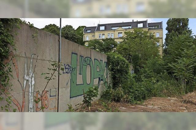 Unbekanntes Mauerstück in Berlin entdeckt