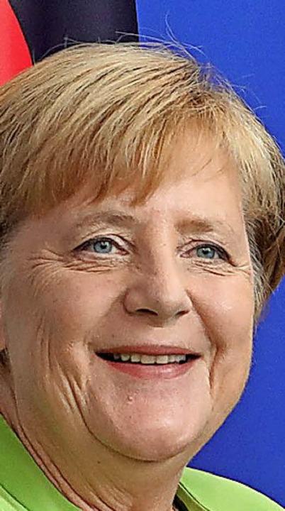 Merkel  | Foto: dpa