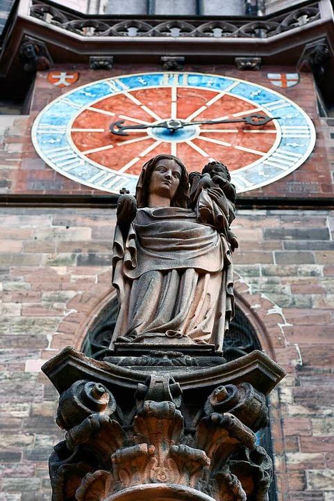Im Münster Unserer Lieben Frau wird am Mittwoch das Patronatsfest gefeiert.    Foto: Thomas Kunz