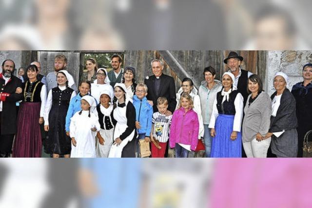 Theatervisite direkt aus dem Vatikan
