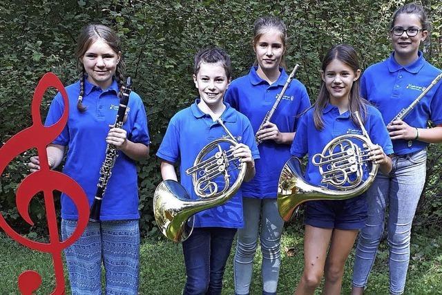 Bronze für Oberhofer Jungmusiker