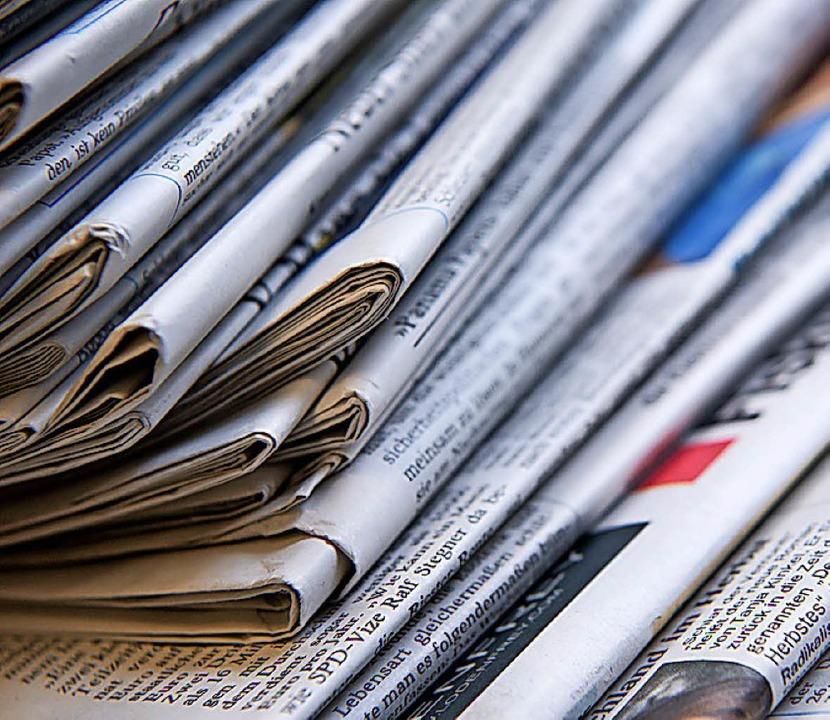 Wochenzeitungen legen zu   | Foto: dpa