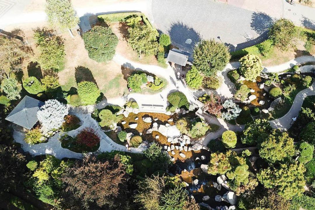 Japanischer Garten  | Foto: Michael Saurer