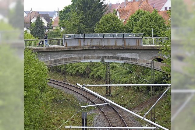 Stadt kontrolliert Brücken regelmäßig