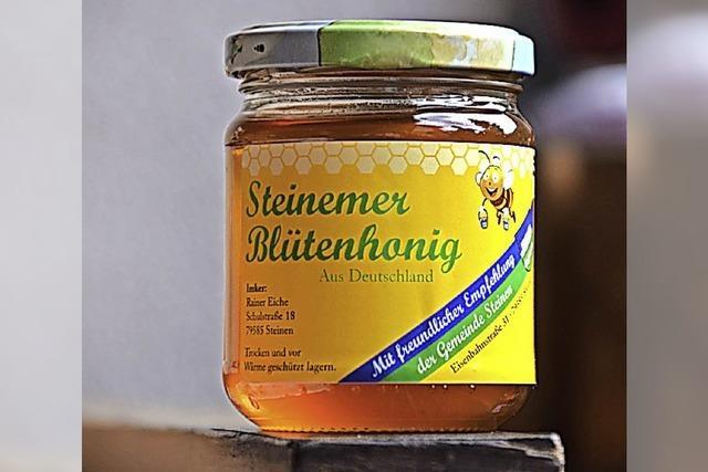 Kommunale Bienenstöcke