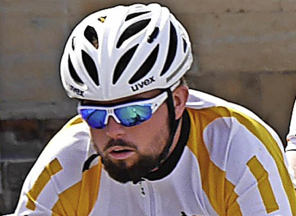 David Pancke war bei der Sachsen-Tour erfolgreich.   | Foto: Privat