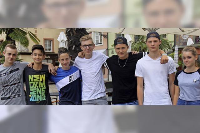 Die sieben jungen Helden von Murg