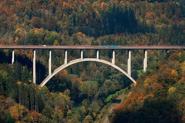 Verkehrsministerium: Im Südwesten gibt es keine Brücken wie in Genua