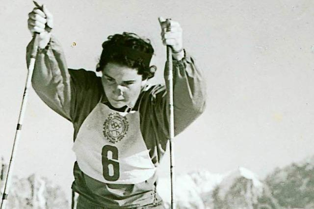 Rita Czech-Blasel: Im Eiltempo zu Olympia