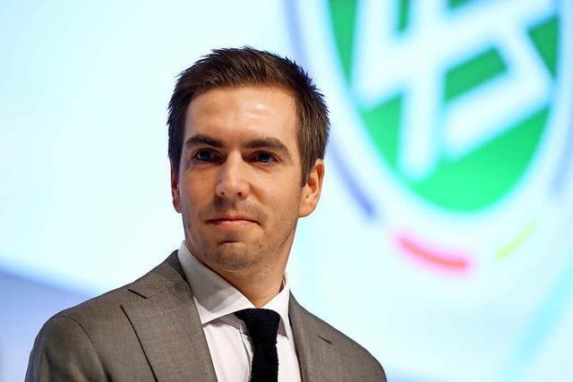 Philipp Lahm würde EM-Organisator werden
