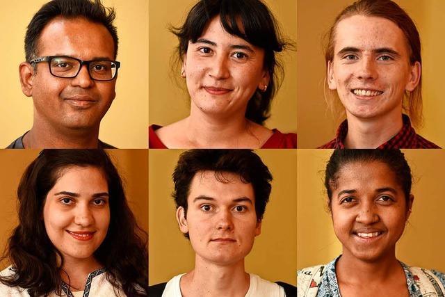 Warum Menschen aus aller Welt zum Deutschlernen an die Uni Freiburg kommen