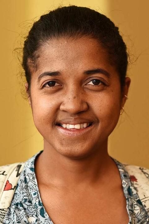 Ikala Ramiarimtsoa aus Madagaskar  | Foto: Rita Eggstein
