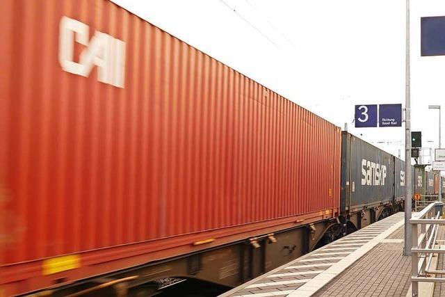 Güterzug im Rangierbahnhof Basel entgleist – keine Verletzten