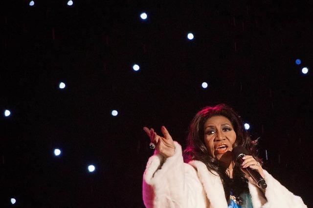 Bittere Erde, himmlische Glut – Aretha Franklin ist tot