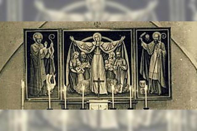 Patrozinium der Katholiken