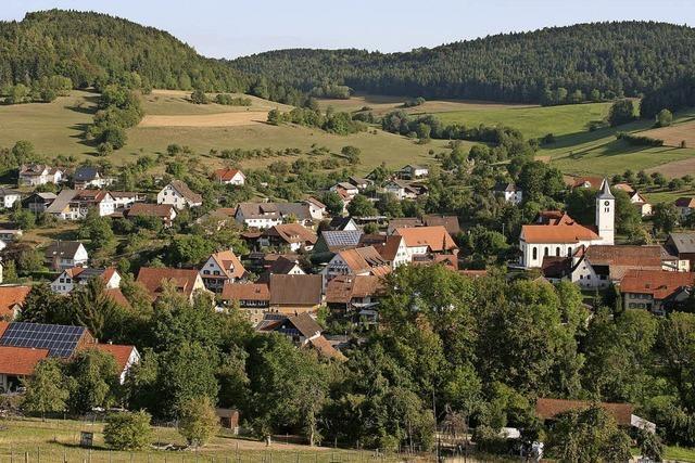 Eine der ältesten Siedlungen im Landkreis