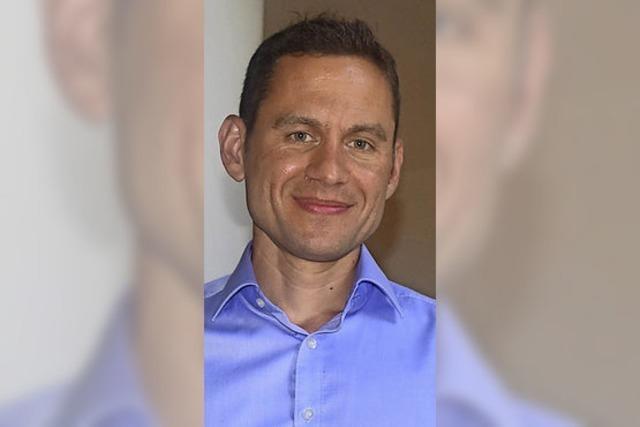 Ralf Schneider neuer Schulleiter